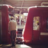 Photo taken at Keikyu Shinagawa Station (KK01) by Kyouichi U. on 7/28/2012