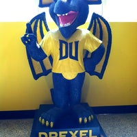 Photo taken at Drexel University by Arlene P. on 4/14/2012