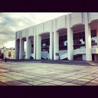 Photo taken at Театр-Театр by Сергей Ч. on 4/30/2012