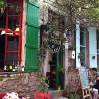 7/8/2012 tarihinde Şebnem T.ziyaretçi tarafından Vino Şarap Evi'de çekilen fotoğraf