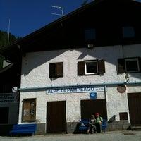 Foto scattata a Alpe Di Pampeago da Romina T. il 8/11/2012