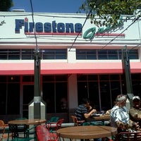 Photo taken at Firestone Grill by Pat F. on 6/8/2012