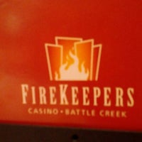 Photo taken at FireKeepers Casino & Hotel by Nick D. on 3/17/2012