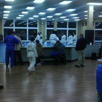Photo taken at Majest Martial Arts by B-$killz A. on 1/27/2012