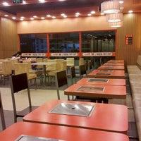Photo taken at 吉野家(大钟寺店) by xu w. on 1/26/2012