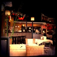 Photo taken at Axia Restaurant & Bar by Axia R. on 7/14/2011