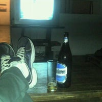 Photo taken at Giramondo Hostel Bar by Felipe B. on 11/11/2011