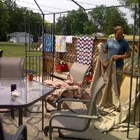 Photo taken at Upah's Party Pool by Jamie U. on 5/26/2012