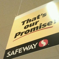 Photo taken at Safeway by t p. on 8/1/2011