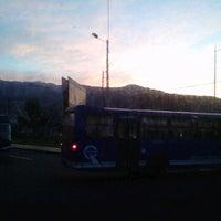 Photo taken at Metrobus: La Ofelia by Estefania C. on 10/22/2011