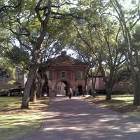 Photo taken at Cistern Yard by Lucy M. on 4/15/2011