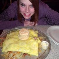 Photo taken at Beth's Café by Casey S. on 12/24/2011