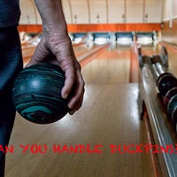 Photo taken at Stoneleigh Duckpin Bowling Center by Naptown . on 1/11/2012