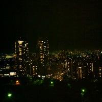 Photo taken at Hotel The Manhattan by Kikuko I. on 6/2/2012