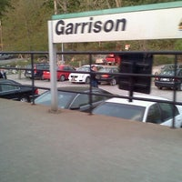 Photo taken at Metro North - Garrison Train Station by Anthony M. on 5/3/2011