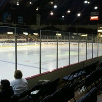 Photo taken at Indiana Farmers Coliseum by Jennifer R. on 1/7/2012