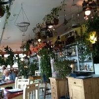Photo taken at Antik-Cafe by Rene S. on 10/11/2011