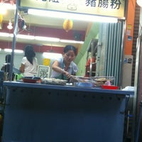 Photo taken at Big Lamp Chee Cheong Fun by Eric T. on 1/27/2011