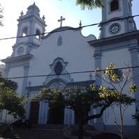 Photo taken at Igreja Matriz Santa Margarida Maria by Fabio K. on 7/26/2012