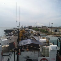 Photo taken at Martin Harbor Island by Winston S. on 8/28/2012