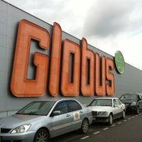 Photo taken at Глобус / Globus by Svetlana U. on 8/26/2012