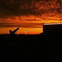 Photo taken at Jones AT&T Stadium by Mattie S. on 11/4/2011