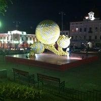 Снимок сделан в Центральная площадь пользователем Olga I. 5/27/2012