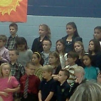 Photo taken at North Elementary by Culeen W. on 11/11/2011
