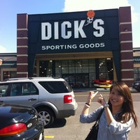 Photo taken at DICK'S Sporting Goods by Michael B. on 9/1/2012