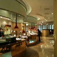 Photo taken at Crowne Plaza Shanghai | 上海银星皇冠酒店 by David H. on 1/2/2012