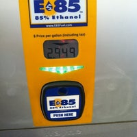 Photo taken at HEB Gas Station by Ben E. on 6/5/2012