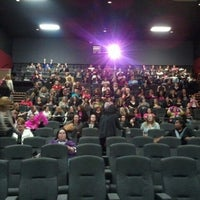Photo taken at AMC South Barrington 30 by Angie K. on 1/8/2012