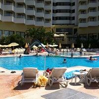 8/7/2012 tarihinde . ..ziyaretçi tarafından Richmond Ephesus Resort'de çekilen fotoğraf