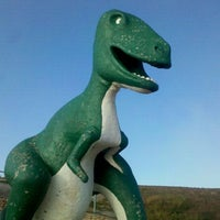 Photo taken at Dinosaur Park by Ben L. on 9/16/2011