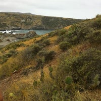 Photo taken at Trans-Catalina Hiking Trail by McKenzie B. on 5/22/2011