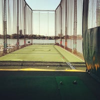 Photo taken at The Golf Club at Chelsea Piers by Anthony D. on 8/30/2012