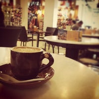 Photo taken at OldTown White Coffee by Rehab O. on 5/19/2012