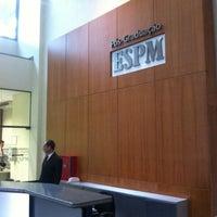 Photo taken at Escola Superior de Propaganda e Marketing (ESPM) by Arthur S. on 2/9/2012
