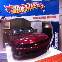 Photo taken at North American International Auto Show 2011 by Danielle V. on 1/19/2011