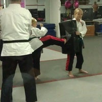 Photo taken at Pace Institute of Karate by John L. on 10/18/2011