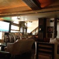 Photo taken at Earth Lounge by Moets by Pankaj J. on 4/26/2012