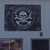 Photo taken at Boneyard Beer by Nate W. on 8/15/2012