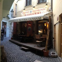 Photo taken at Trattoria by Giovanni by Raf P. on 3/25/2012