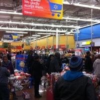 Photo taken at Walmart Supercenter by John P. on 12/14/2011