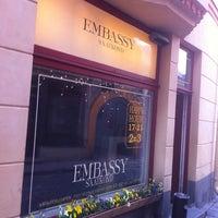 Photo taken at Embassy by Veljo H. on 7/10/2011
