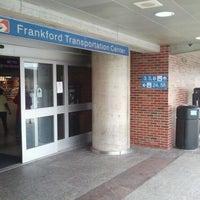 Photo taken at SEPTA Frankford Transportation Center by Rodney G. on 8/25/2011