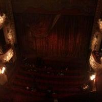 Photo taken at Théâtre de la Renaissance by Olivier G. on 10/26/2011