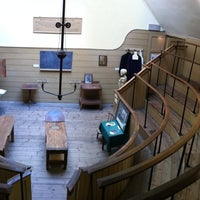 Photo taken at Old Operating Theatre Museum & Herb Garret by Andrew B. on 3/27/2011