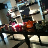 Photo taken at O SPA by Claudia R. on 12/31/2011