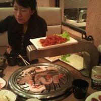 Photo taken at 斗满江韩式烤肉 by jiazi on 10/14/2011
